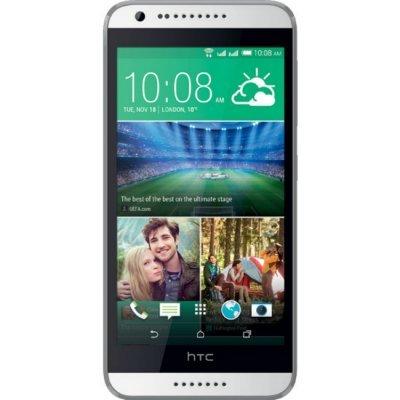 Смартфон HTC Desire 620G белый/серый (99HADC034-00)Смартфоны HTC<br>Desire 620G dual sim EEA Gloss White/Light Grey Trim 5 HD720, 150.1x72.7x9.6mm, 720x1280, 8GB, 1GB, Octacore 1.7GHz, Wi-Fi 802.11 b/g/n (2.4GHz), Bluetooth - 4.0, 8MP AF, 2100mAh, Dual Standby, Micro SD Card Slot upto 32GB<br>