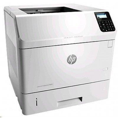 Монохромный лазерный принтер HP LaserJet Enterprise 600 M606dn (E6B72A)Монохромные лазерные принтеры HP<br>HP LaserJet Enterprise 600 M606dn (A4, 1200dpi, 62ppm, 512Mb, 2 trays 500+100, Duplex, USB/extUSBx2/GigEth, PS, repl. CE994A,CE995A)<br>
