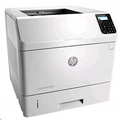 Монохромный лазерный принтер HP LaserJet Enterprise 600 M604n (E6B67A)Монохромные лазерные принтеры HP<br>HP LaserJet Enterprise 600 M604n (A4, 1200dpi, 50ppm, 512Mb, 2 trays 500+100, USB/extUSBx2/GigEth, repl.CE989A)<br>