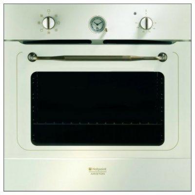 Электрический духовой шкаф Hotpoint-Ariston FHR 640 (OW)/HA S (FHR 640 (OW)/HA S)Электрические духовые шкафы Hotpoint-Ariston<br>электрическая; объем: 62л; гриль; конвекция; цвет: белый<br>