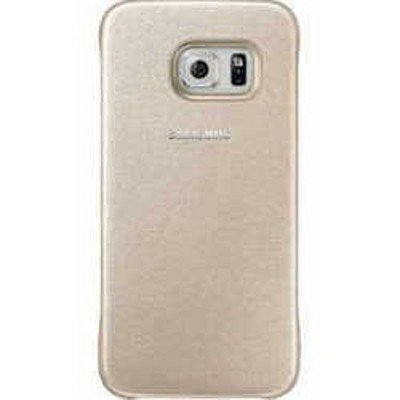 Чехол для смартфона Samsung Galaxy S6 Protective Cover золотистый (EF-YG920BFEGRU) (EF-YG920BFEGRU) samsung ef wg 900 bfegru galaxy s5 wallet flip cover золотой