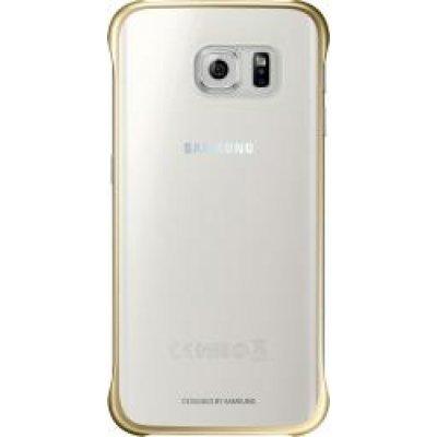 ����� ��� ��������� Samsung Galaxy S6 Edge Clear Cover ���������� (EF-QG925BFEGRU) (EF-QG925BFEGRU)