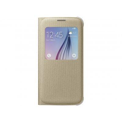 ����� ��� ��������� Samsung Galaxy S6 S View Cover ���������� (EF-CG920BFEGRU) (EF-CG920BFEGRU)