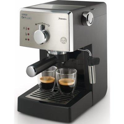 Кофеварка Philips HD8325/79 (Кофеварка Philips HD8325/79)Кофеварки Philips<br>кофеварка эспрессо полуавтоматическая для молотого кофе и в таблетках ручное приготовление капучино одновременная раздача на 2 чашки корпус из пластика<br>