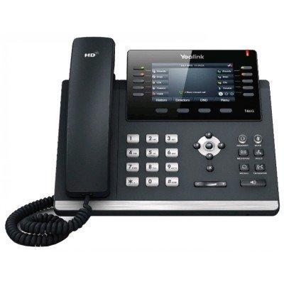 VoIP-телефон Yealink SIP-T46G SIP-телефон (SIP-T46G), арт: 210878 -  VoIP-телефоны Yealink