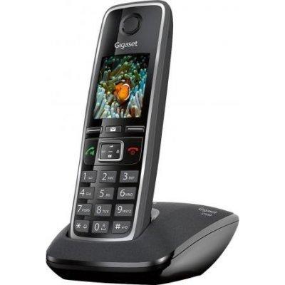 Радиотелефон Gigaset C530 (DECT) (S30852-H2512-S301) ноутбук dell vostro 5568 15 6 intel core i5 7200u 2 5ггц 8гб 256гб ssd intel hd graphics 620 windows 10 home темно синий [5568 9975]