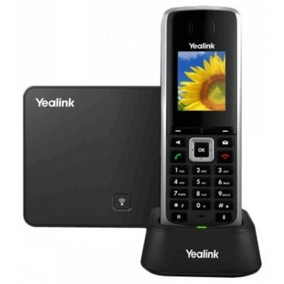VoIP-телефон Yealink W52P DECT SIP-телефон (W52P), арт: 210882 -  VoIP-телефоны Yealink
