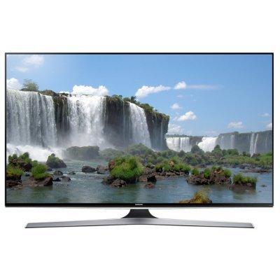ЖК телевизор Samsung 55 UE55J6200AU (UE-55J6200AUX)ЖК телевизоры Samsung<br>ЖК-телевизор, LED-подсветка диагональ 55 (140 см) Smart TV (доступ в интернет) поддержка 1080p Full HD разрешение 1920x1080 (16:9) прием цифрового телевидения (DVB-T2) просмотр видео с USB-накопителей подключение к локальной сети Wi-Fi подключение к проводной локальной сети<br>