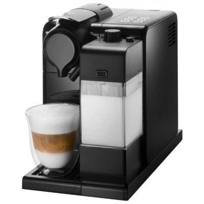 Кофеварка Delonghi EN 550 B (EN 550 B)Кофеварки Delonghi<br>капсульная автоматическая для кофе в капсулах капсулы Nespresso регулировка порции воды самоочистка от накипи автоматическое приготовление капучино отключение при неиспользовании корпус из пластика<br>