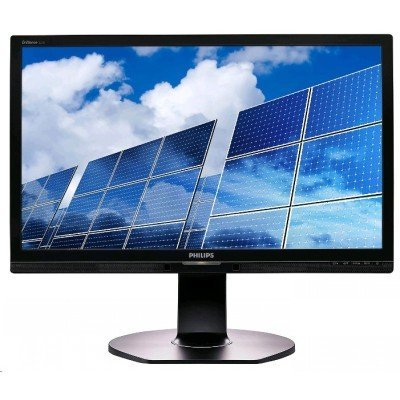Монитор Philips 21.5 221B6QPYEB Black (221B6QPYEB)Мониторы Philips<br>IPS, LED, LCD, Wide, 1920x1080, 5(14) ms, 178°/178°, 250 cd/m, 20M:1, +DVI, +DisplayPort, +4xUSB, +MM, +PowerSensor)<br>