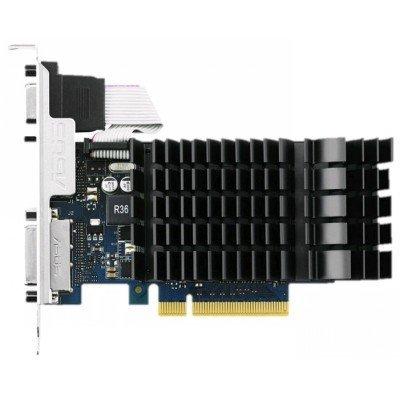Видеокарта ПК ASUS GeForce GT 730 902Mhz PCI-E 2.0 1024Mb 1800Mhz 64 bit DVI HDMI HDCPв (90YV06P1-M0NA00)