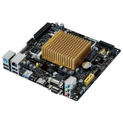 Материнская плата сервера ASUS J1800I-C (90MB0J60-M0EAY0)Материнские плата серверов ASUS<br>ASUS J1800I-C///(C0),2D3,HDMI,U3,MINI PCIE,COM<br>
