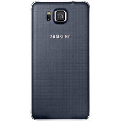 Чехол для смартфона Samsung для Galaxy Alpha G850 черный (EF-OG850SBEGRU)Чехлы для смартфонов Samsung<br>Для Samsung Galaxy Alpha. Черный. Поликарбонат.<br>