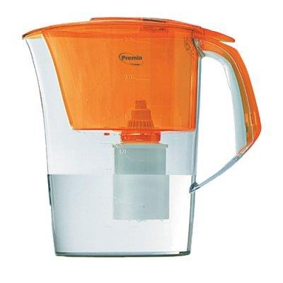 Сменный фильтр для воды Барьер-Премия оранжевый Фильтр д/воды с индикатором (Барьер-Премия(оранж))
