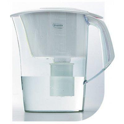Сменный фильтр для воды Барьер белый Фильтр д/воды с индикатором (Барьер-Премия (бел))