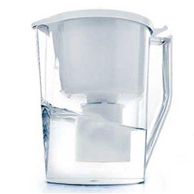 Фильтр-кувшин Барьер белый Фильтр д/воды (Барьер-Лайт (бел))