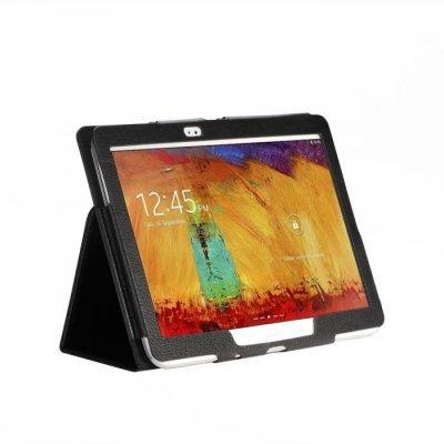 Чехол для планшета IT Baggage для Galaxy Note 10.1 2014 Edition искус. кожа черный ITSSGN2102-1 (ITSSGN2102-1) чехол для планшета it baggage itssgt4801 1 для galaxy tab4 8 черный itssgt4801 1