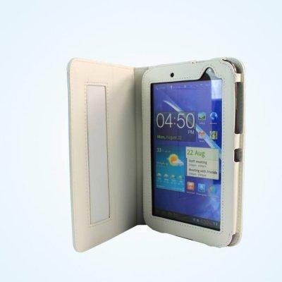 Чехол для планшета IT Baggage для Galaxy Tab 2 7 P3100/P3110 искус. кожа белый ITSSGT7202-0 (ITSSGT7202-0)Чехлы для планшетов IT Baggage<br>7. Белый. Искусственная кожа.Samsung Galaxy Tab 2 7 P3100<br>