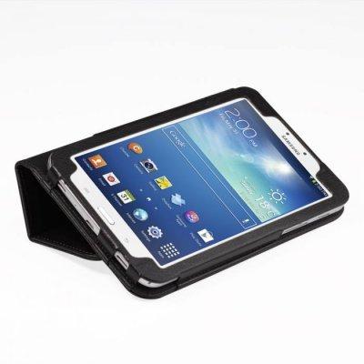 Чехол для планшета IT Baggage для Galaxy Tab 3 8 искус. кожа черный ITSSGT8302-1 (ITSSGT8302-1)Чехлы для планшетов IT Baggage<br>8. Черный. Искусственная кожа. SAMSUNG Galaxy 8 Tab3<br>