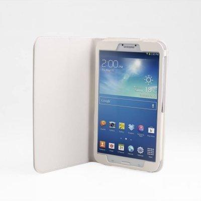Чехол для планшета IT Baggage для Galaxy Tab 3 8 искус. кожа белый ITSSGT8302-0 (ITSSGT8302-0) it baggage чехол для asus zenpad 8 z380 black
