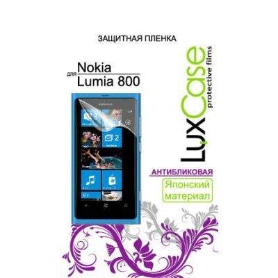 ������ �������� ��� ���������� luxcase nokia lumia 800 (������������) (80423)