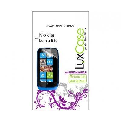 ������ �������� ��� ���������� LuxCase Nokia Lumia 610 (������������) (80425)