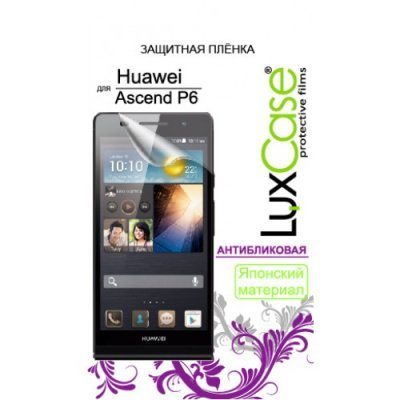 ������ �������� ��� ���������� LuxCase ��� Huawei Ascend P6 ������������ (80706)