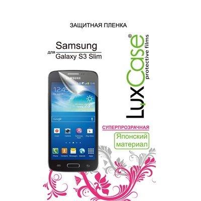 ������ �������� ��� ���������� LuxCase ��� Samsung Galaxy S3 Slim (���������������) (80843)