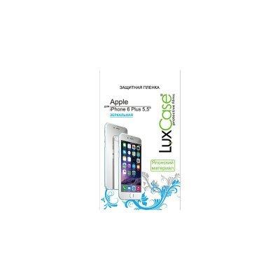 Пленка защитная для смартфонов LuxCase для Apple iPhone 6 Plus 5.5,(Зеркальная) (81212)Пленки защитные для смартфонов LuxCase<br><br>