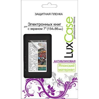 Пленка защитная для планшетов LuxCase для Электронных книг 7'' Антибликовая (80126)