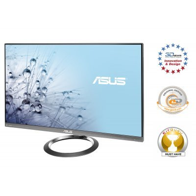 Монитор ASUS 27 MX27AQ (90LM0140-B01670)Мониторы ASUS<br>27 Wide LED IPS monitor, 16:9, WQHD 2560x1440, 100% sRGB, 76% NTSC, 5ms(GTG), 300 cd/m2, 100 M :1, 178°(H), 178°(V), DisplayPort 1.2, HDMI 1.4 /MHL2.0, HDMI1.4 x 2, speakers 3W x 2 stereo, RMS, with 5Wx2 Amplifier by Bang &amp;amp; Olufsen ICEpower&amp;#174;, QuickFit, Kensington lock, Energy Star&amp;#17 ...<br>