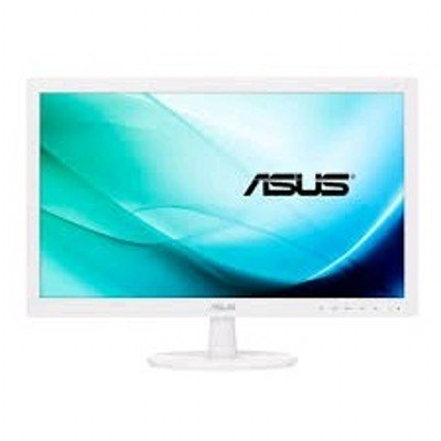 Монитор ASUS 21.5 VS229NA-W (90LME9201Q02211C-)Мониторы ASUS<br>Монитор Asus 21.5 VS229NA-W белый IPS LED 14ms 16:9 DVI матовая 250cd 1920x1080 D-Sub FHD 3.5кг<br>