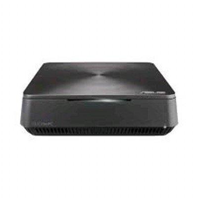 Тонкий клиент ASUS VivoPC VM62-G029M (90MS00D1-M00290) (90MS00D1-M00290)Тонкие клиенты ASUS<br>Неттоп Asus VivoPC VM62-G029M SL i5 4210u (1.6)/4Gb/500GbHDG/CR/noOS/GbitEth/WiFi/BT/65W/серебристый/черный<br>