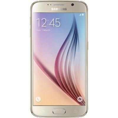Смартфон Samsung Galaxy S6 SM-G920F 64Gb золотистый (SM-G920FZDVSER)Смартфоны Samsung<br>Смартфон Samsung Galaxy S6 SM-G920F 5,1(2560х1440) LTE Cam (16/5) Exynos 7420 2,1ГГц(4)+1,5ГГц(4) (3/64)Гб A5.0 GPS 2550мАч Золотистый SM-G920FZDVSER<br>