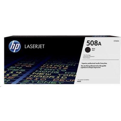 Тонер-картридж для лазерных аппаратов HP CF360A 508A черный (CF360A)Тонер-картриджи для лазерных аппаратов HP<br>LaserJet Enterprise M553.. 6000 . (508A)<br>
