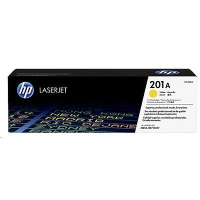 Тонер-картридж для лазерных аппаратов HP CF402A 201A желтый (CF402A) toner reset chip for hp colour laserjet pro m252dw m252n mfp m277dw m277n printer cartridge 201a cf400a cf401a cf402a cf403a