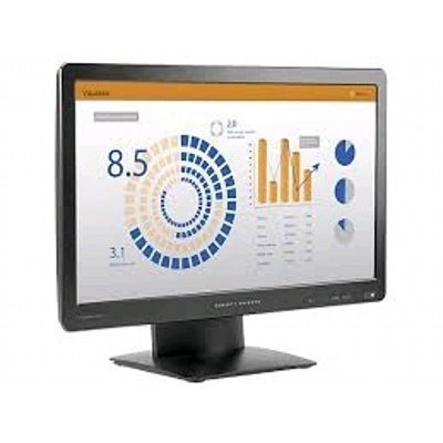 Монитор HP 20 ProDisplay P202va (K7X26AA)Мониторы HP<br>19,53 LED VA Monitor wide(250 cd/m2, 3000:1, 8ms, 178°/178°, VGA, DisplayPort, 1920x1080, LED backlight,EPEAT gold)<br>