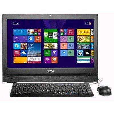 Моноблок MSI AP200-236RU (9S6-AA7511-236) (9S6-AA7511-236)Моноблоки MSI<br>Touch P G3250/4Gb/500Gb/HDG/DVDRW/Free DOS/GbitEth/WiFi/клавиатура/мышь/Cam/черный 20 1600x900<br>