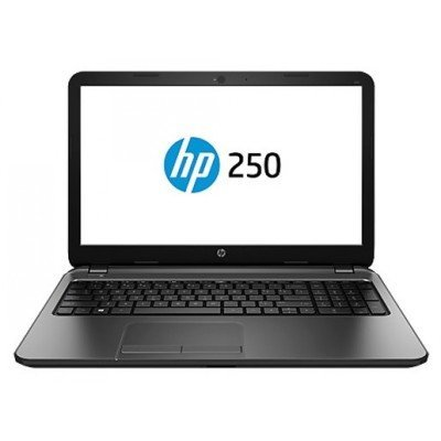 Ноутбук HP 250 G3 (J4T56EA) (J4T56EA)Ноутбуки HP<br>Core i3 4005U/4Gb/750Gb/DVD-RW/nVidia GeForce 820M 1Gb/15.6/FWXGA (1366x768)/Free DOS/black/WiFi/BT/Cam/2620mAh<br>