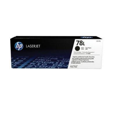 Тонер-картридж для лазерных аппаратов HP 78L CE278L черный (CE278L)Тонер-картриджи для лазерных аппаратов HP<br>для LJ P1566/P1606w/M1536 (1000стр.)<br>