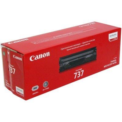 Тонер-картридж для лазерных аппаратов Canon 737 (9435B004) (9435B004)Тонер-картриджи для лазерных аппаратов Canon<br>для i-SENSYS MF211, MF212w<br>