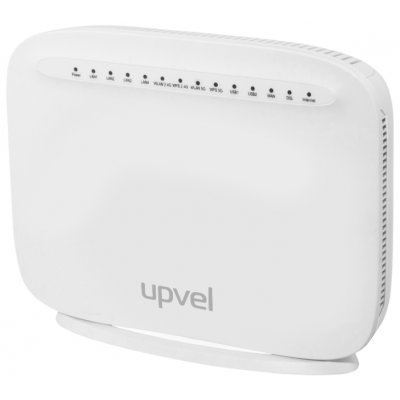 Wi-Fi xDSL точка доступа (роутер) UPVEL UR-835VCU (UR-835VCU) точка доступа adsl upvel ur 203awp 3xlan ip tv