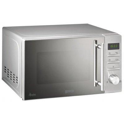 Микроволновая печь Gorenje MMO20DEII (MMO20DEII)Микроволновые печи Gorenje<br>мощность 800Вт, объем 20л, автоматическая разморозка, блокировка отдетей, цвет- серебристый<br>