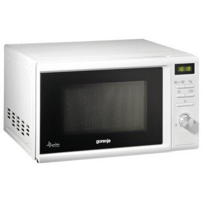 Микроволновая печь Gorenje MMO20DGWII (MMO20DGWII) микроволновая печь sharp r7773rk 20л гриль 900вт черный