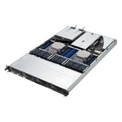 Серверная платформа ASUS RS700-E8-RS4 (RS700-E8-RS4)Серверные платформы ASUS<br>1U, 2 x LGA2011-3, Intel C612, 24 x DDR4, 4 x 3.5 SAS, SATA, 2xGigabit Ethernet (1000 Мбит/с), DVD-RW, 800 Вт<br>