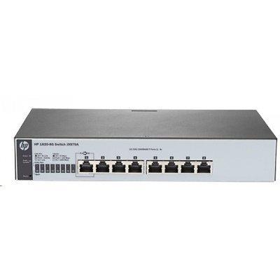 Коммутатор HP 1820-8G Switch (J9979A) (J9979A)
