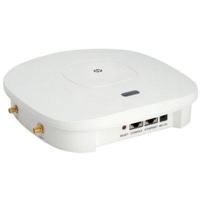 Точка доступа HP 425 Wireless 802.11n (WW) AP (JG654A) (JG654A)Wi-Fi точки доступа HP<br>Wi-Fi-точка доступа<br>    стандарт Wi-Fi: 802.11n<br>    скорость портов 1000 Мбит/сек<br>