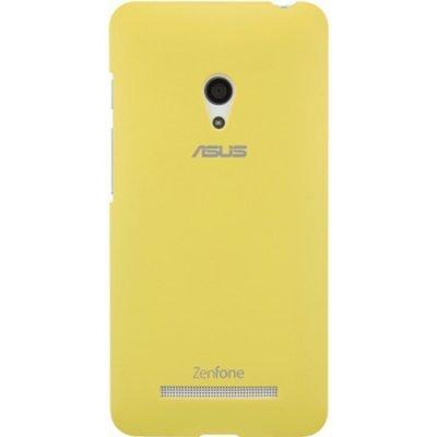Чехол для смартфона ASUS ZenFone 2 5 (ZE551ML/ZE550ML) PF-01 желтый (90XB00RA-BSL2W0) (90XB00RA-BSL2W0) аксессуар чехол asus zenfone 2 ze550ml 5 5 activ white mat 52838