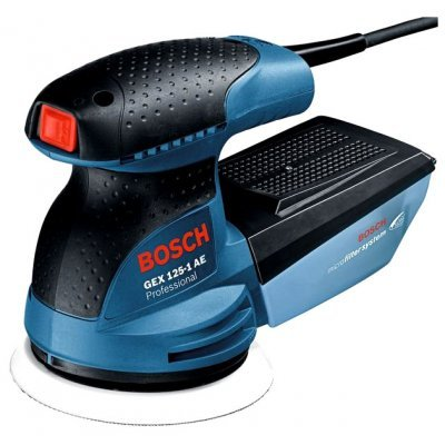 Шлифовальная машина Bosch GEX 125-1 AE (601387500) шлифовальная машина bosch gss 230 ave professional