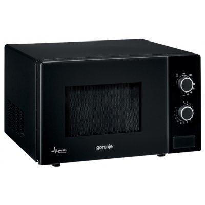 Микроволновая печь Gorenje M021MGB (M021MGB) микроволновая печь с грилем gorenje gmo23oraito white